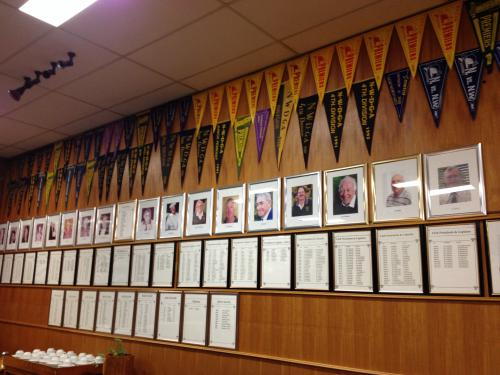 Gallery of past presidents